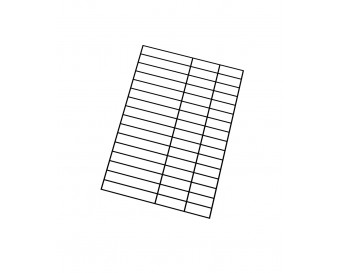 Podložka do sešitu papírová A5 linka - linka