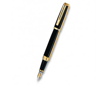 WATERMAN Exception Night & Day Gold GT plnící pero - hrot M