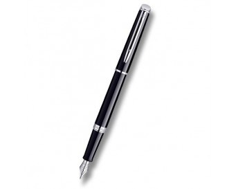 WATERMAN Hemisphere Laque Black CT plnící pero - hrot M