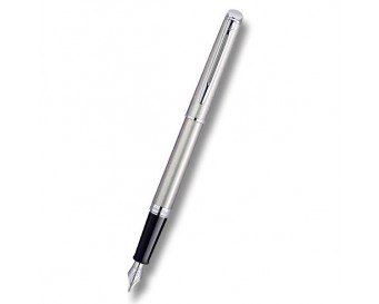 WATERMAN Hemisphere Stainless Steel CT plnící pero - hrot F