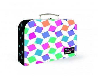 Dětský kufřík lamino Cubes 2018