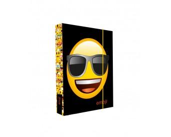 Box na sešity A5 Emoji 2019