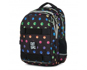 Studentský batoh OXY One Dots Colors 2019